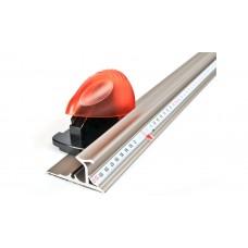 Safety Ruler Platin - Rigla Protectie 2 in 1