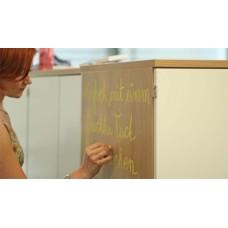 ASLAN CR 63 - Folie tabla scolara transparenta