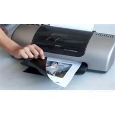 Coli magnetice 0.25mm imprimabile inkjet format A4