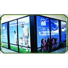 ORAJET 3675 - Folie autoadeziva Window Graphics