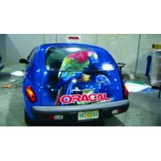 ORAJET 3676 - Folie autoadeziva Window Graphics