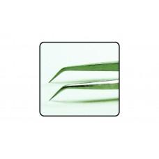 SignTweezer Hook 65A - Penseta cu cap in forma de secera scurta